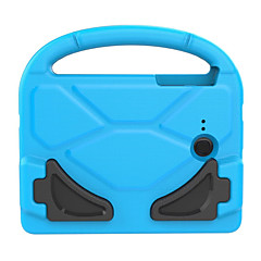 Недорогие Чехлы и кейсы для Galaxy Tab 3 Lite-Кейс для Назначение SSamsung Galaxy Tab 3 Lite Безопасно для детей Кейс на заднюю панель Сплошной цвет Твердый Этиленвинилацетат для Tab