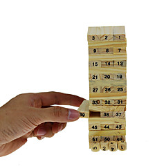 abordables Niños Puzzles-Bloques de Construcción / Juegos de Construcción / Antiestrés Novedad / Familia Nuevo diseño / Equilibrio Clásico Niños / Adulto Regalo