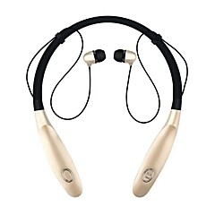 お買い得  ヘッドセット、ヘッドホン-900S 耳の中 ワイヤレス ヘッドホン プラスチック スポーツ&フィットネス イヤホン 折りたたみ式 / ボリュームコントロール付き / マイク付き ヘッドセット