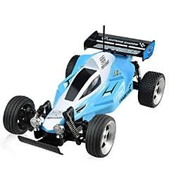 Coche de radiocontrol  545 Alta Velocidad 4WD Drift Car Buggy Carro de Carreras * KM / H Control remoto Recargable Eléctrico