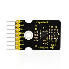 お買い得  センサー-keyestudio gy-521 mpu6050 arduino用3軸ジャイロスコープと加速度計モジュール