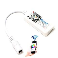 1pcs led rgb controller最大192wミニブルートゥース4.0 rgbw ledストリップワイヤレスios android app control dc12-24v