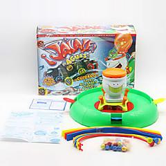 Bretsspiele Lustige Gadgets Spielzeuge Familieninteraktion Wasserspray Toilettenschüssel Tier 1 Stücke Geschenk