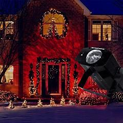 お買い得  LEDクリスマスライト-youoklight 12w ac100-240v rgbw led水リップル光調光ステージライト - 私/ euプラグ1個入りcr2025電池