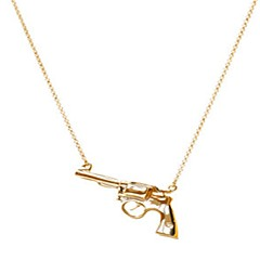 Women's Choker Necklaces Gold Plated Alloy Casual Hiphop Cool Jewelry For Going out Club