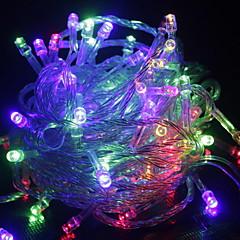 Christmas lights indoor outdoor decoration 10M 100 leds Led String Lights US EU AU plug fairy Lights