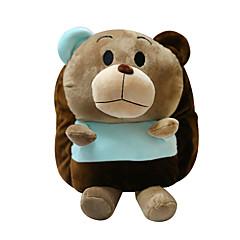 abordables muñecas-Animales de peluche y de felpa Oso de peluche Animales Mochilas Mochila Animal Estilo lindo Encantador Corazones Chica Regalo