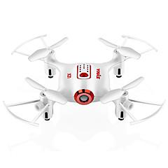 RC Drón SYMA X21 4 Csatorna 6 Tengelyes 2,4 G Nem alkalmazható RC quadcopter Előre hátra RC Quadcopter Kézkönyv
