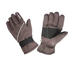 Rękawice narciarskie DZIECIĘCE Full Finger Keep Warm Wodoodporny Poliester druku Narciarstwo Zima