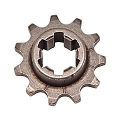 お買い得  カーアクセサリー-2ストロークt8f-11tミニモーター汚れピットバイクフロントエンジンスプロケット33 49ccチェーン8mm