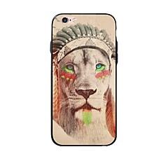 Недорогие Кейсы для iPhone 5-Кейс для Назначение Apple iPhone X iPhone 8 Plus С узором Кейс на заднюю панель Леопардовый принт Мягкий ТПУ для iPhone X iPhone 8 Pluss
