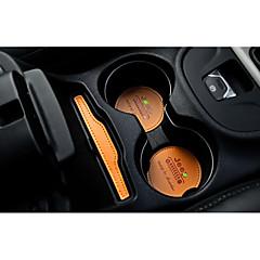 Automotor Cubiertas para Panal de la Copa (Frontales) Interiores personalizados para coche Para Jeep Todos los Años Cherokee Piel