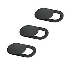 webcam cover 0.03in ultra dunne (3 pack) irush webcamera hoes voor laptop desktop pc macboook pro imac mac mini en iphone