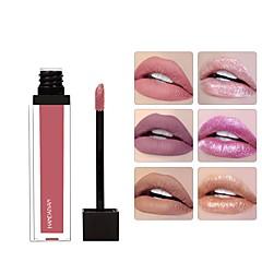voordelige -1 stks goud zilver glitter matte lippenstift waterproof matte lippen gloss lipstick cosmetische
