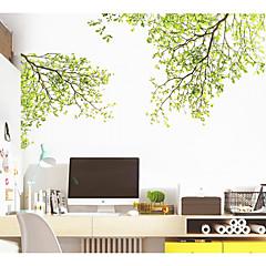 baratos -Botânico Floral Adesivos de Parede Autocolantes 3D para Parede Autocolantes de Parede Decorativos,Papel Decoração para casa Decalque