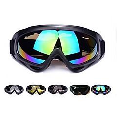 abordables Accesorios para Motos y Cuatriciclos-2017 gafas de protección de la motocicleta deportes al aire libre a prueba de viento a prueba de polvo gafas de esquí gafas de snowboard