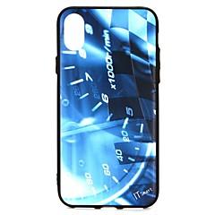 Недорогие Кейсы для iPhone X-Кейс для Назначение Apple iPhone X iPhone 8 iPhone 8 Plus iPhone 6 iPhone 6 Plus iPhone 7 Plus iPhone 7 Рельефный Кейс на заднюю панель