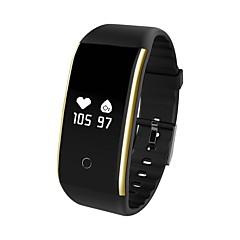 billige Elegante ure-Smart armbånd Brændte kalorier Skridttællere Træningslog Blodtryksmåling APP kontrol Pulse Tracker Skridtæller Aktivitetstracker