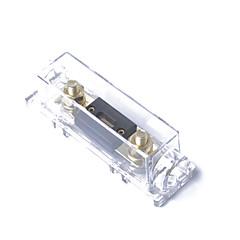 Недорогие Аудио для автомобиля-300amp anl держатель предохранителя плавкий предохранитель встроенный 0 4 8 ga положительный