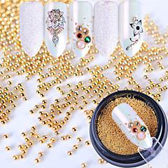 voordelige -Schitteren Accessoires Glam Groen Nail Art Design