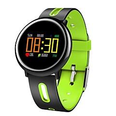 olcso Okos órák-Okos karkötő Idő kijelzése Android és iOS-kompatibilis Lépésszámlálók Vérnyomásmérés APP vezérlés Pulse Tracker Lépésszámláló