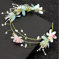 abordables Bijoux pour Femme-Femme Fleur Bandeau Classique / Fleur