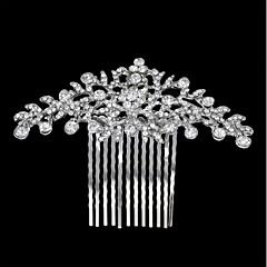 abordables Bijoux pour Femme-Femme Fleur / Basique Peigne Fleur