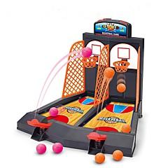 abordables Juegos de Mesa-Juegos de Mesa Minijuego de baloncesto Juguetes Alivia ADD, ADHD, Ansiedad, Autismo Juguete del foco Divertido Otro Tema Clásico Mini