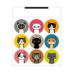 abordables Accesorios para Álbums de Fotos-cat sellado pasta 1 unid papel starhouse pegatinas cantidad material tipo de marca