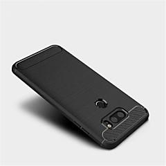 Недорогие Чехлы и кейсы для LG-Кейс для Назначение LG V30 Q6 Матовое Кейс на заднюю панель Сплошной цвет Мягкий ТПУ для LG V30 LG Q6 LG G6