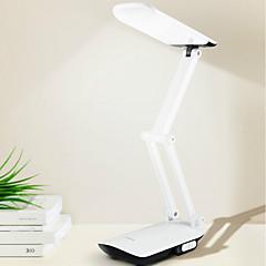 preiswerte Neuheiten LED - Beleuchtung-faltbare Schreibtischlampe führte Tischlampe 3-Schichtkörper bunte Nachtlichtlampenwolke 1.8w 3 Modi
