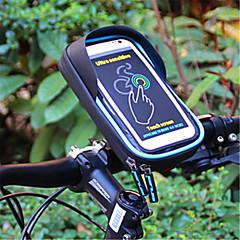 olcso Tartók-kerékpár mobiltelefon állvány állvány állítható állvány mobiltelefon csattal típusú műanyag tartó