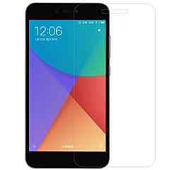 Недорогие Защитные плёнки для экранов Xiaomi-Защитная плёнка для экрана для XIAOMI Redmi Note 5A Закаленное стекло 1 ед. Защитная пленка для экрана HD / Уровень защиты 9H / 2.5D закругленные углы