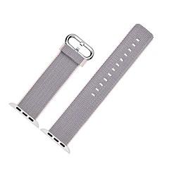 billige Apple Watch urremme-Urrem for Apple Watch Series 3 / 2 / 1 Apple Moderne spænde Nylon Håndledsrem