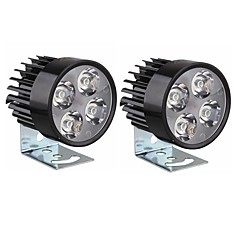 cheap HID & Halogen Lights-SENCART Light Bulbs 4W W Integrated LED lm 4 Headlamp