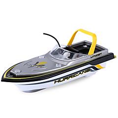 お買い得  その他のラジコン-RCボート HY218Yellow プラスチック 4 チャンネル KM / H RTF