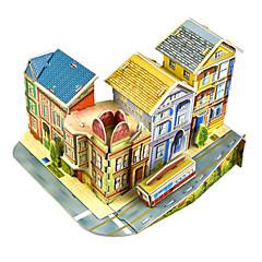 voordelige -Modelbouwsets Speeltjes Rechthoekig Architectuur voortreffelijk Handgemaakt Ouder-kind interactie Zacht Plastic Volwassenen 1 Stuks