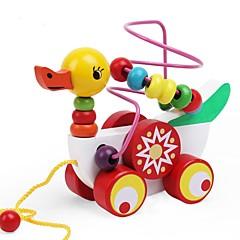 abordables Niños Puzzles-Puzzles 3D Animales Tema Clásico Alivia ADD, ADHD, Ansiedad, Autismo Interacción padre-hijo De madera Encantador Niños Regalo