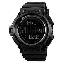 cheap Watch Deals-SKMEI Men's Digital Digital Watch / Wrist Watch / Sport Watch Japanese Alarm / Chronograph / Water Resistant / Water Proof / Dual Time