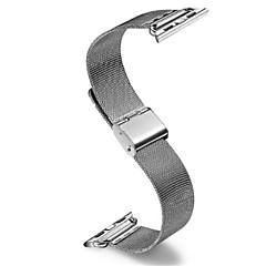abordables Correas para Apple Watch-Ver Banda para Apple Watch Series 4/3/2/1 Apple Hebilla Clásica Acero Correa de Muñeca