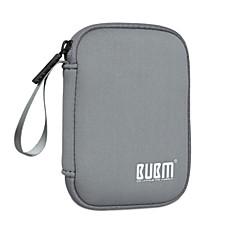 billige MacBook-tilbehør-Lagringsveske til Ensfarget Nylon Trådløst batteri