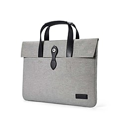cheap Mac Accessories-Handbags for Solid Colored Polyester New MacBook Pro 15-inch / New MacBook Pro 13-inch / Macbook Pro 15-inch