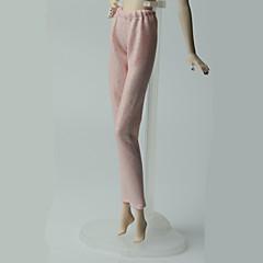 abordables Ropa para Barbies-Pantalones Pantalones, Pantalonetas y Licras por Muñeca Barbie  Rosa Pantalones por Chica de muñeca de juguete