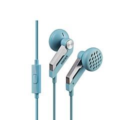 お買い得  ヘッドセット、ヘッドホン-EDIFIER H169P EARBUD ケーブル ヘッドホン 動的 銅 携帯電話 イヤホン マイク付き ヘッドセット