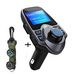 abordables Kit de Bluetooth/Manos Libres para Coche-Coche Reproductor MP3