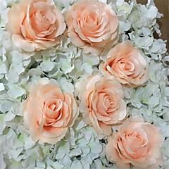 Недорогие Женские украшения-Искусственные Цветы 10 Филиал Современный Розы Букеты на стол