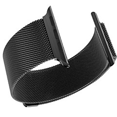 cheap Apple Watch Accessories-Watch Band for Apple Watch Series 3 / 2 / 1 Apple Milanese Loop Stainless Steel Wrist Strap