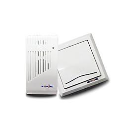 voordelige Toegangscontrolesystemen-Ding Dong Muziek One to One Doorbell Draadloos deurbel