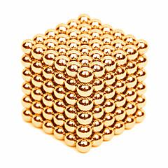 abordables Toys-216 pcs 3mm Juguetes Magnéticos Bolas magnéticas Bloques de Construcción Imanes magnéticos superfuertes Imán de Neodimio Alivio del estrés y la ansiedad Juguetes de oficina Manualidades Adulto / Niños