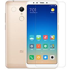 Недорогие Защитные плёнки для экранов Xiaomi-nillkin протектор экрана xiaomi для xiaomi redmi 5 pet 1 шт передний& объектив протектор объектив антибликовый анти-отпечаток царапины устойчивый матовый ультра